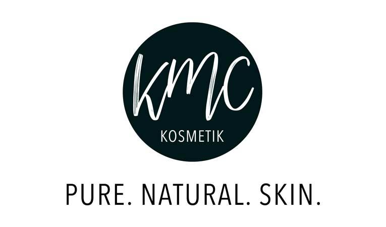 Logo Design für KMC-Kosmetik Referenzen Pixel-Puls