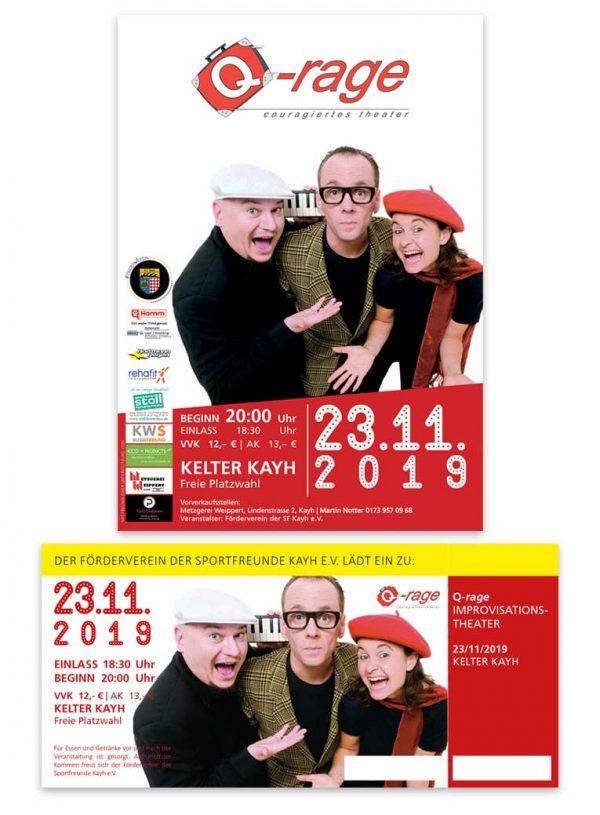 Grafikdesign-Plakat-und-Eintrittskarte-für-Event-der-SF-Kayh