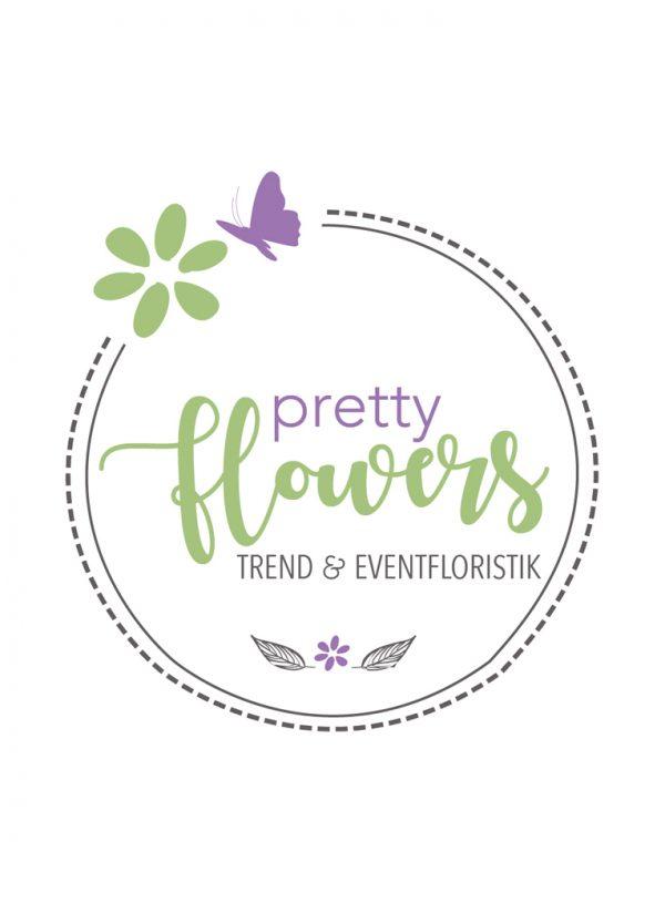 Logo Erstellung für Janett Kleyling Floristik Referenzen Pixel-Puls