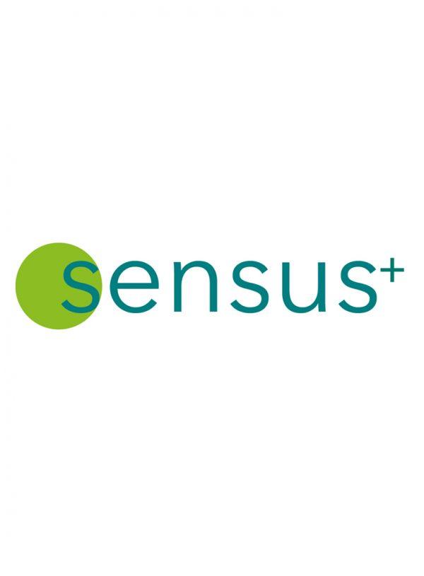 Logo für Sensus Plus aus Aidlingen - Referenzen Pixel-Puls