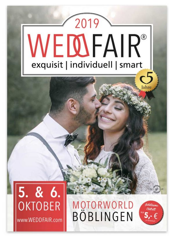 Plakat-Design-für-Messe-Weddfair-Böblingen